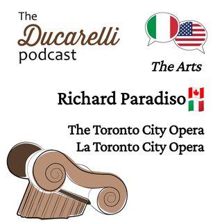 Richard Paradiso The Toronto City Opera La Toronto City Opera