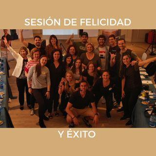 Sesión Felicidad y Éxito (1) Organización