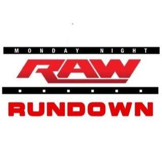 TheRAWRundown