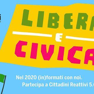 #Liberaecivica Noi non facciamo finta di niente. 30 ottobre