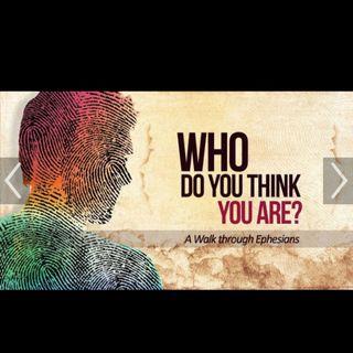 My 60th B-day Podcast: Who Do I Think I Am?