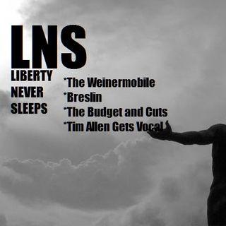 Liberty Never Sleeps 03/20/17 Show