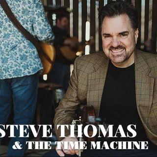Steve Thomas Interview