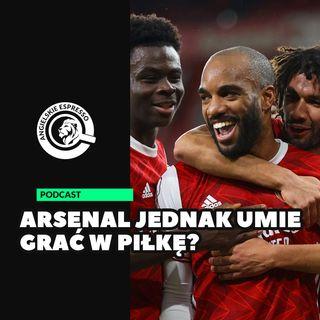 Arsenal jednak potrafi grać w piłkę?