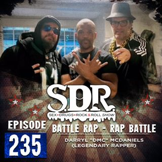 """Darryl """"DMC"""" McDaniels (Legendary Rapper) - Battle Rap - Rap Battle"""
