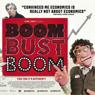 Boom Bust Boom goes the world economy! INTERVIEW