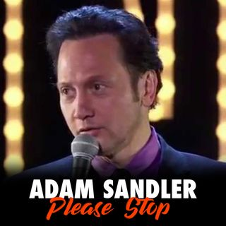 Bonus - Marie Reviews Rob Schneider's Stand Up Special