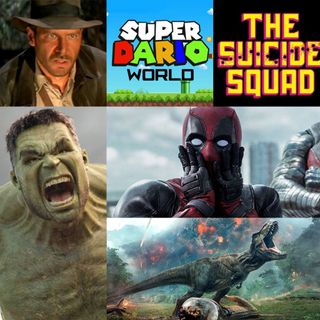 Are R-Rated Superhero Films Dead? Can The DCCU Be Saved? and Is The Hulk A Jobber?
