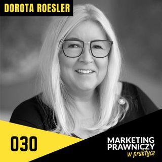 MPP#030 Art branding, czyli sztuka, marketing i coś więcej - Dorota Roesler