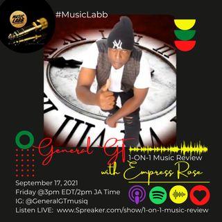 Jamaica's Reggae Artist - General GT interviews