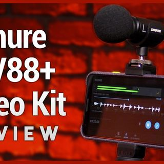 Shure MV88+ Video Kit Review