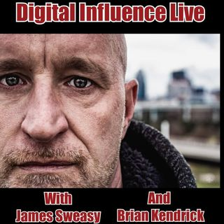 Digital Influence Live with Sweasy! episode 2