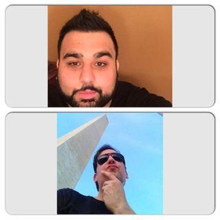 Abe Kanan and Brian Haddad