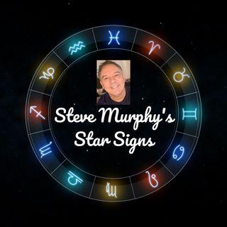 Steve Murphy's Star Signs