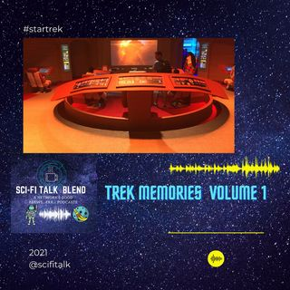 Trek Memories Volume 1
