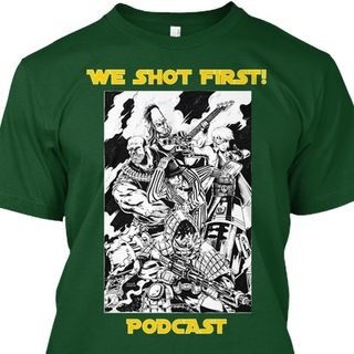 "Star Wars Saga ed. ""WE SHOT FIRST!"" S2 Ep.24 ""Pilots, Poisons, & Prehension ...Oh MY!"""