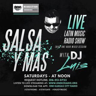 Salsa y Mas con DJ Luis