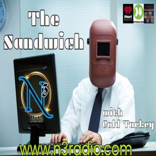 The Sandwich with Cold Turkey March 27, 2021 PT 1