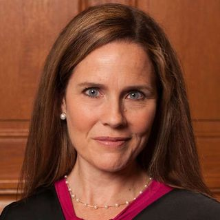 ...About Amy Coney Barrett