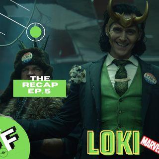 Loki (Episode 5 | Journey Into Mystery) - THE RECAP