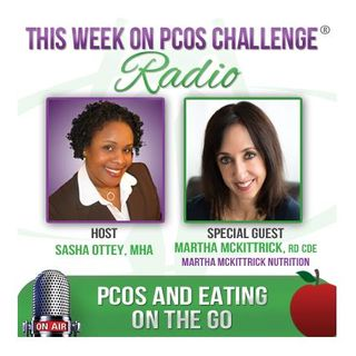 Healthy Eating on the Go for PCOS