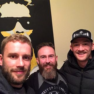 Episode 54 - Mental Health and Fitness with Fergus Crawley and James Ward