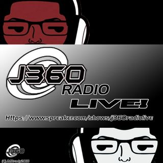 J360 Radio Live#2: Wrestle Night