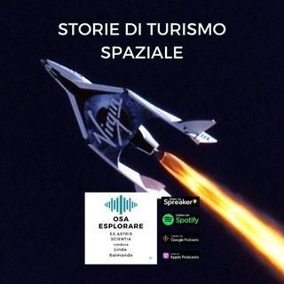 Storie di Turismo Spaziale. Con Nicola Pecile