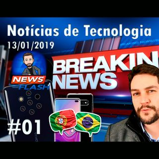 Samsung Galaxy S10, Nokia 9, O melhor de 2018-2019 #01