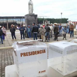 INE informó que no instalará 55 casillas en Michoacán