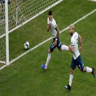 Copa America - Argentina sul podio