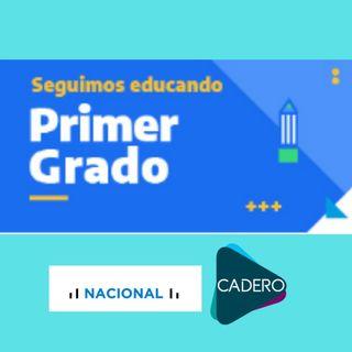 Educar Primer Grado - Radio Nacional -CADERO