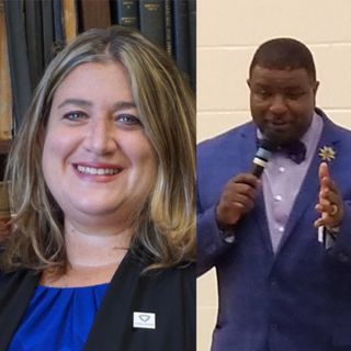 Episode 32-Mayor Jamael Tito Brown (Youngstown)/Erin Bishop (Health Commissioner)