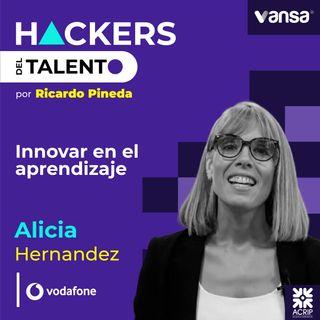 086. Innovar en el aprendizaje - Alicia Hernández (Vodafone)  -Lado A
