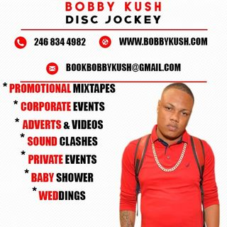 BOBBY KUSH THE ENTERTAINMENT BOSS - POLO PARTY -  2018 BARBADOS