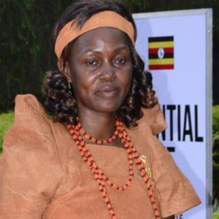 Maureen Faith Kyalya Waluube of the Uganda Conservatives