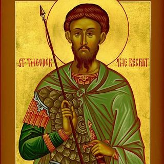 San Teodoro, mártir