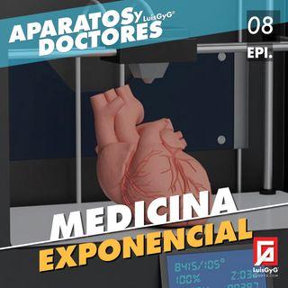 Medicina exponencial.