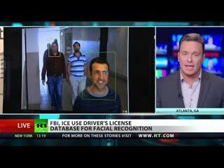 FBI, ICE scour DMV data to find your face! – Ben Swann