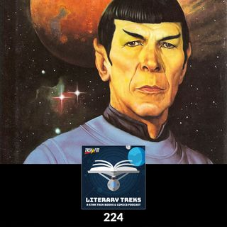 Literary Treks : 221: Different Flavors of Vulcan