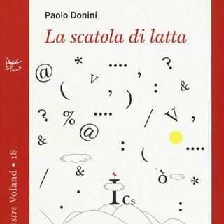 """Paolo Donini """"La scatola di latta"""""""