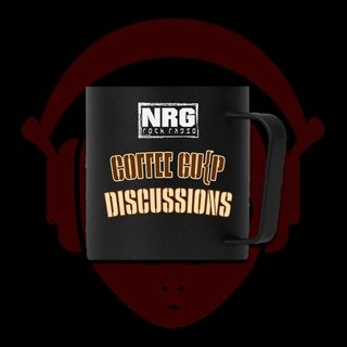 Energy Rock Radio - Coffee Cup Discuss.