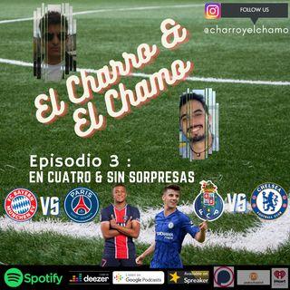 Episodio 3- En cuatro & Sin sorpresas