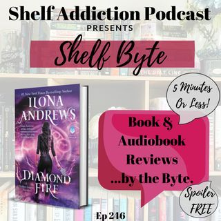 Review of Diamond Fire: A Hidden Legacy Novella | Shelf Byte