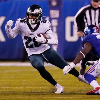 Episode 12: Eagles positional preview series - RBs (and Patrick Mahomes gets PAID)
