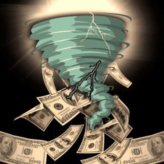 Perfect financial storm is brewing