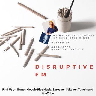 Disruptive FM Promo 2017 w/Music