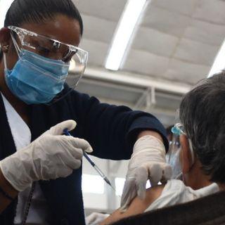Edomex concluye vacunación