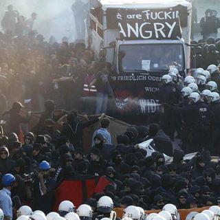 G20 di Amburgo - Il racconto di chi ha vissuto gli scontri