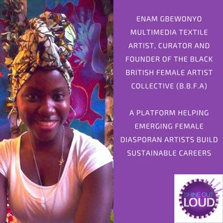 Going Beyond the Frame with Enam Gbewonyo